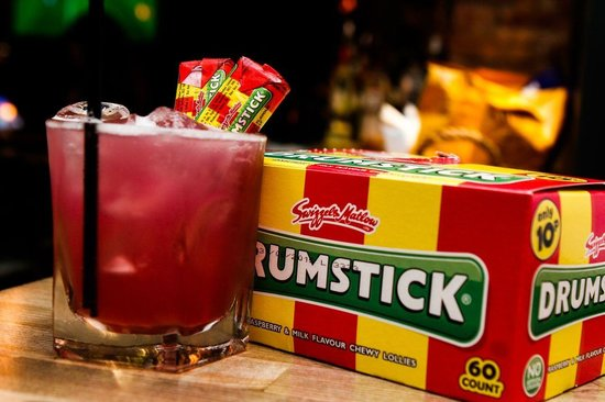 The Drumstick Cocktail